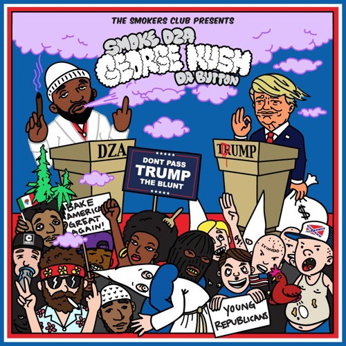 smoke-dza-george-kush-mixtape